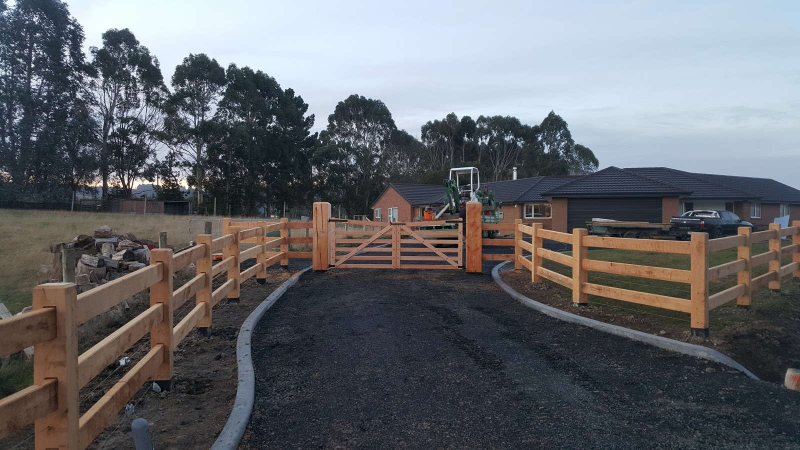 Dave murphy fencing